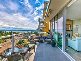 Apartment for sale in White Rock, South Surrey White Rock, 908 1501 Vidal Street, 262484591   Realtylink.org
