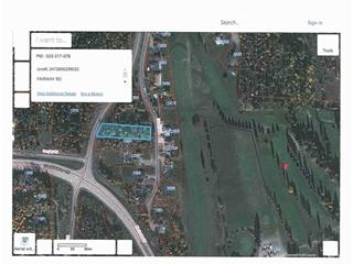 Lot for sale in Bouchie Lake, Quesnel, Quesnel, Lot B Fairway Road, 262500945 | Realtylink.org