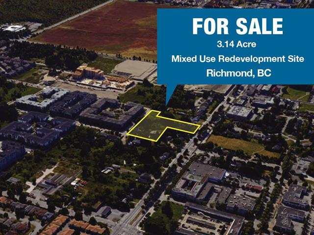 Lot for sale in West Cambie, Richmond, Richmond, 4420-4440 Garden City Road, 262536598 | Realtylink.org