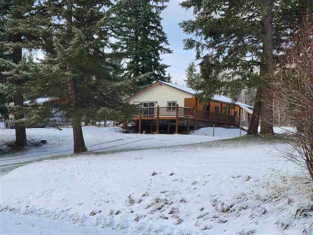 Manufactured Home for sale in Canim/Mahood Lake, Canim Lake, 100 Mile House, 4314 Kokanee Road, 262541178 | Realtylink.org