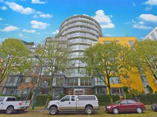 Apartment for sale in False Creek, Vancouver, Vancouver West, 607 1485 W 6th Avenue, 262540579 | Realtylink.org