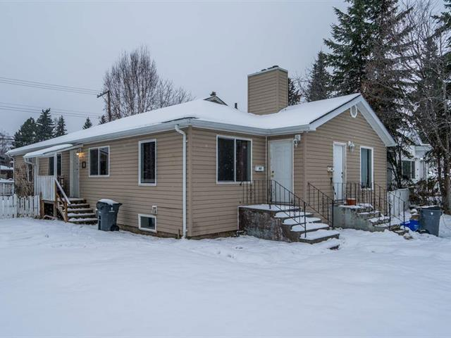 Duplex for sale in Central, Prince George, PG City Central, 195-197 Burden Street, 262537532 | Realtylink.org