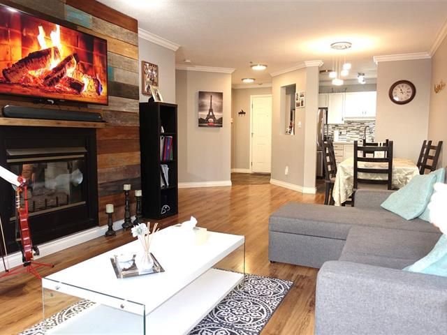 Apartment for sale in Central Pt Coquitlam, Port Coquitlam, Port Coquitlam, 202 2335 Whyte Avenue, 262534035 | Realtylink.org