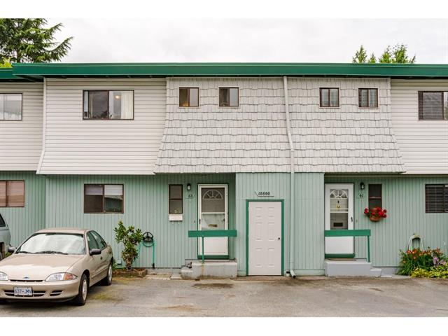 Townhouse for sale in Bolivar Heights, Surrey, North Surrey, 62 10800 152 Street, 262495764 | Realtylink.org