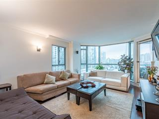 Apartment for sale in Downtown VW, Vancouver, Vancouver West, 501 888 Hamilton Street, 262540602   Realtylink.org
