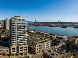 Apartment for sale in Downtown NW, New Westminster, New Westminster, 1503 618 Carnarvon Street, 262533097 | Realtylink.org