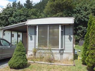 Manufactured Home for sale in Hope Kawkawa Lake, Hope, Hope, 9c 65367 Kawkawa Lake Road, 262501121 | Realtylink.org