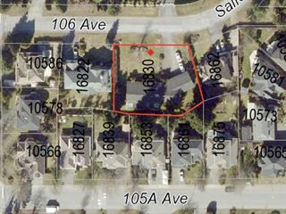 Lot for sale in Fraser Heights, Surrey, North Surrey, 16830 106 Avenue, 262531898 | Realtylink.org