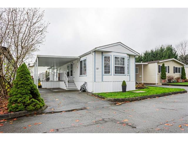 Manufactured Home for sale in East Newton, Surrey, Surrey, 32 7850 King George Boulevard, 262541542 | Realtylink.org