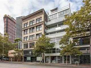 Apartment for sale in Downtown VW, Vancouver, Vancouver West, 309 53 W Hastings Street, 262529335 | Realtylink.org