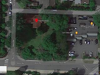 Lot for sale in Lynn Valley, North Vancouver, North Vancouver, 1202 Ross Road, 262533140 | Realtylink.org