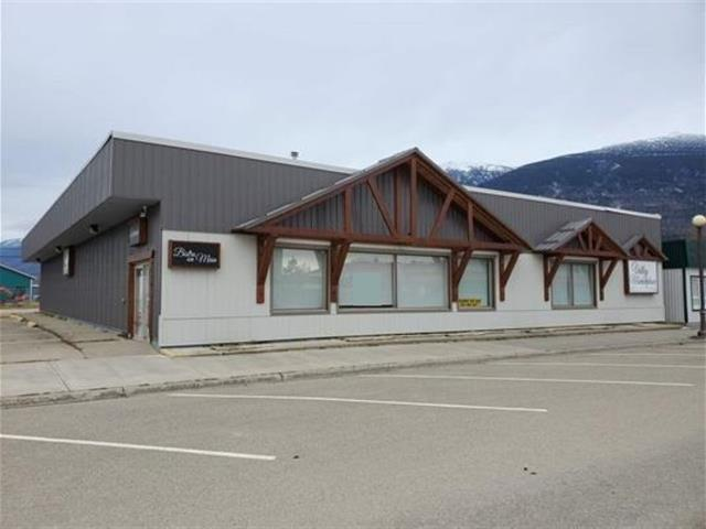 Retail for sale in McBride - Town, McBride, Robson Valley, 211 Main Street, 224940334 | Realtylink.org