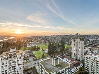 Apartment for sale in Uptown NW, New Westminster, New Westminster, 2401 739 Princess Street, 262545254 | Realtylink.org