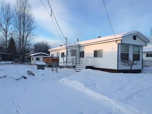 Manufactured Home for sale in Fort Nelson -Town, Fort Nelson, Fort Nelson, 5235 40 Street, 262481948 | Realtylink.org