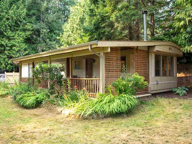 Manufactured Home for sale in Roberts Creek, Sunshine Coast, 3352 Spruce Road, 262546490 | Realtylink.org