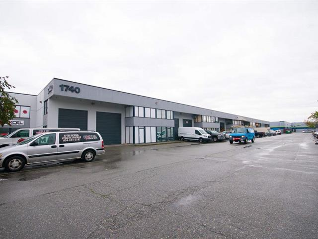 Industrial for sale in Central Pt Coquitlam, Port Coquitlam, Port Coquitlam, 4 1740 Broadway Street, 224939579 | Realtylink.org