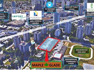 Commercial Land for sale in Forest Glen BS, Burnaby, Burnaby South, Sl 1-46v 4951 Sanders Street, 224938065 | Realtylink.org