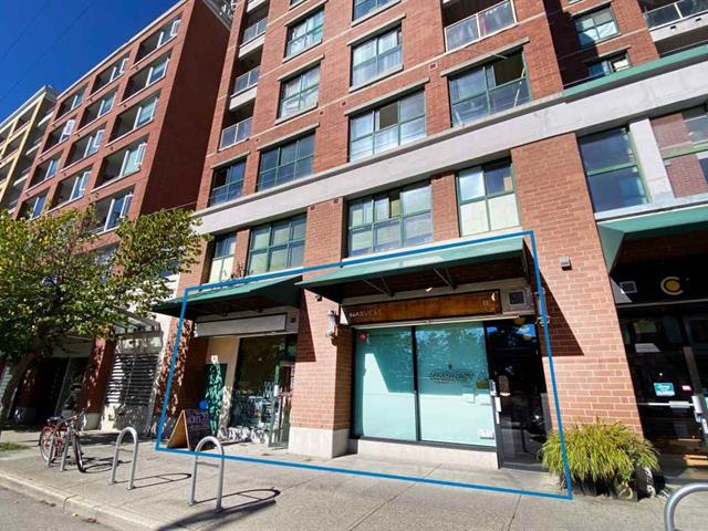 Retail for sale in Strathcona, Vancouver, Vancouver East, 243 Union Street, 224940113 | Realtylink.org