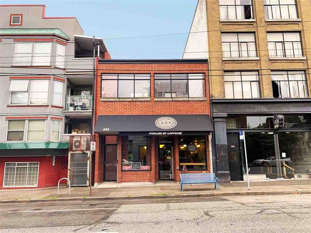 Retail for sale in Strathcona, Vancouver, Vancouver East, 255 Powell Street, 224939452 | Realtylink.org