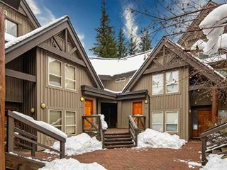 Townhouse for sale in Benchlands, Whistler, Whistler, 9 4891 Painted Cliff Road, 262540139 | Realtylink.org