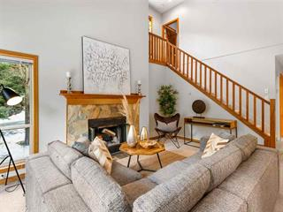 Townhouse for sale in Benchlands, Whistler, Whistler, 2 4891 Painted Cliff Road, 262542287   Realtylink.org