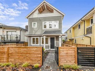 1/2 Duplex for sale in Grandview Woodland, Vancouver, Vancouver East, 2135 E 2nd Avenue, 262538531   Realtylink.org