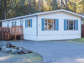 Manufactured Home for sale in Nanaimo, Extension, 10 1310 Spruston Rd, 861122 | Realtylink.org