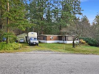 Manufactured Home for sale in Gabriola Island (Vancouver Island), Gabriola Island (Vancouver Island), 1830 Lackehaven Dr, 860641 | Realtylink.org