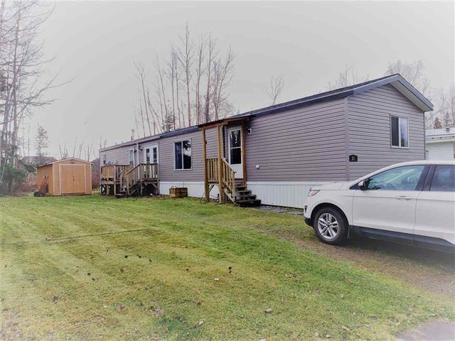 Manufactured Home for sale in St. Lawrence Heights, Prince George, PG City South, 21 6100 O'grady Road, 262537937 | Realtylink.org