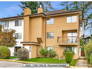 Townhouse for sale in West Newton, Surrey, Surrey, 203 7182 133a Street, 262532840 | Realtylink.org
