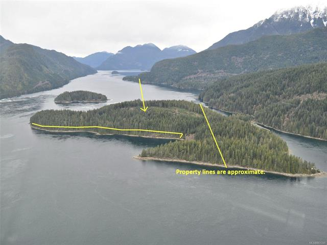Lot for sale in Sonora Island, Small Islands (Campbell River Area), Dl 1445 Dent Isl, 861220 | Realtylink.org