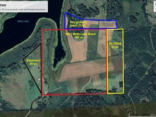 Lot for sale in Horsefly, Williams Lake, Dl 12058 Bells Lake Road, 262541505 | Realtylink.org
