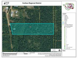 Lot for sale in Quesnel - Rural North, Quesnel, Quesnel, 3820 Goldman Road, 262544072 | Realtylink.org