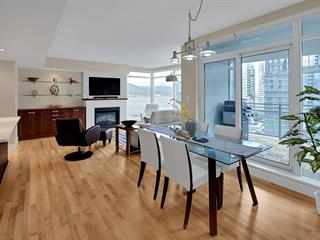 Apartment for sale in Coal Harbour, Vancouver, Vancouver West, 1804 1205 W Hastings Street, 262541368 | Realtylink.org