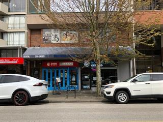 Retail for sale in West End VW, Vancouver, Vancouver West, 1739 Robson Street, 224924989 | Realtylink.org