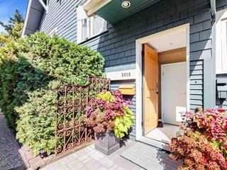 Townhouse for sale in Mount Pleasant VW, Vancouver, Vancouver West, 3018 Columbia Street, 262514689 | Realtylink.org