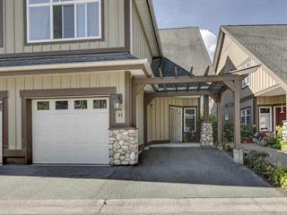 Townhouse for sale in Tantalus, Squamish, Squamish, 41 40750 Tantalus Road, 262513388 | Realtylink.org