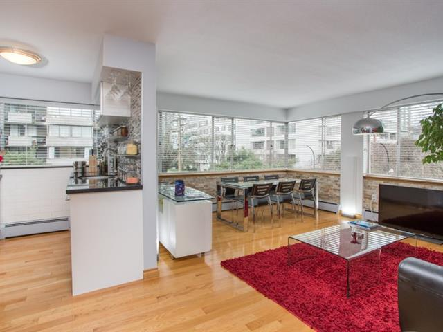 Apartment for sale in West End VW, Vancouver, Vancouver West, 305 1050 Chilco Street, 262490971 | Realtylink.org