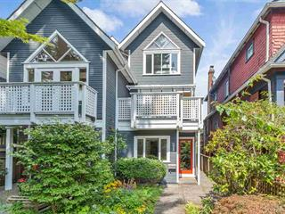 1/2 Duplex for sale in Kitsilano, Vancouver, Vancouver West, 3549 W 3 Avenue, 262508053 | Realtylink.org