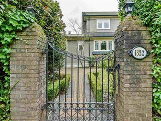 House for sale in Shaughnessy, Vancouver, Vancouver West, 1322 W King Edward Avenue, 262507342 | Realtylink.org