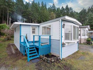 Manufactured Home for sale in Pender Harbour Egmont, Madeira Park, Sunshine Coast, 10 12248 Sunshine Coast Hwy. Court, 262446207 | Realtylink.org