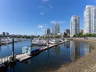 Townhouse for sale in Yaletown, Vancouver, Vancouver West, 1057 Marinaside Crescent, 262511600   Realtylink.org