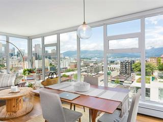 Apartment for sale in Downtown VE, Vancouver, Vancouver East, 1705 188 Keefer Street, 262516628 | Realtylink.org