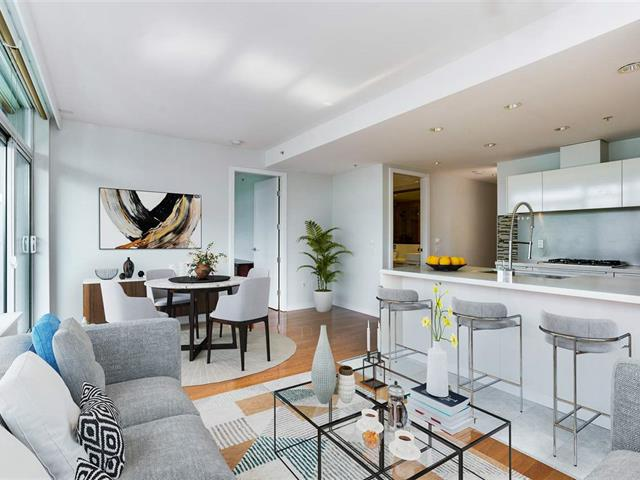 Apartment for sale in False Creek, Vancouver, Vancouver West, 810 1661 Ontario Street, 262520732 | Realtylink.org