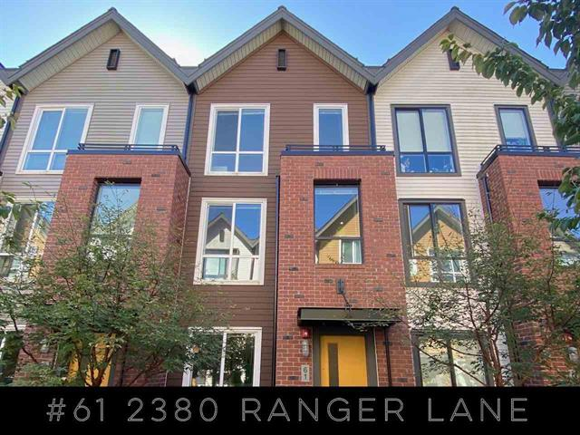 Townhouse for sale in Riverwood, Port Coquitlam, Port Coquitlam, 61 2380 Ranger Lane, 262520376 | Realtylink.org