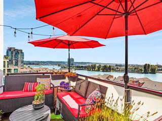 Apartment for sale in Quay, New Westminster, New Westminster, 502 7 Rialto Court, 262514630   Realtylink.org