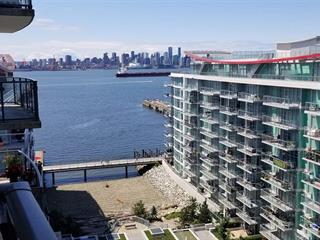 Apartment for sale in Lower Lonsdale, North Vancouver, North Vancouver, 1007 172 Victory Ship Way, 262500382 | Realtylink.org