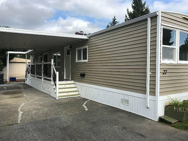Manufactured Home for sale in East Newton, Surrey, Surrey, 27 7790 King George Boulevard, 262520436   Realtylink.org