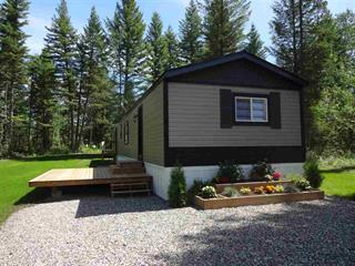 Manufactured Home for sale in Quesnel Rural - South, Quesnel, Quesnel, Lot 12 White Road, 262502173   Realtylink.org