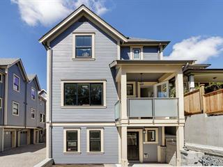 Townhouse for sale in Uptown NW, New Westminster, New Westminster, 3 1023 Third Avenue, 262506620 | Realtylink.org